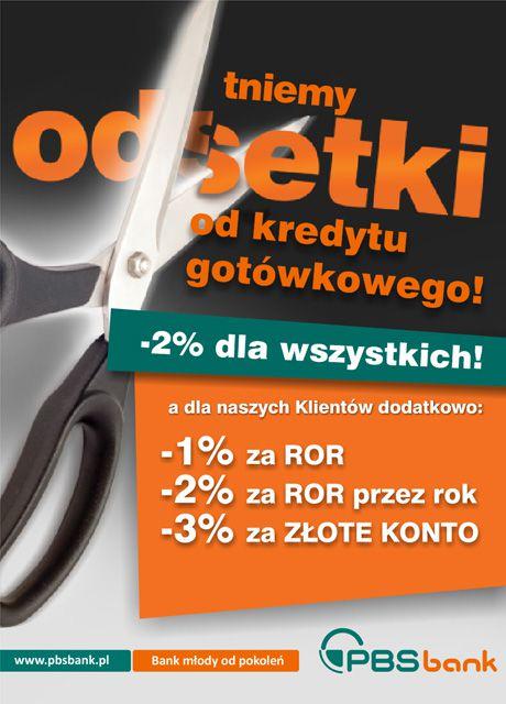 Podkarpacki Bank Spółdzielczy w Brzozowie ZAPRASZA!