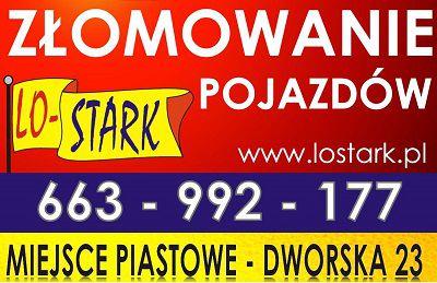 Brzozowiana.pl - autozłom miejsce piastowe