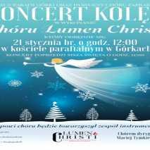 Koncert kolęd Chóru Lumen Christi