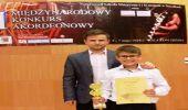 Filip Siwiecki zwycięzcą Międzynarodowego Konkursu Akordeonowego w Suwałkach!!!