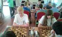 VI miejsce gimnazjalistów w Finale Mistrzostw Polski w szachach