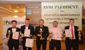 XVIII Plebiscyt na najpopularniejszego sportowca Powiatu Brzozowskiego