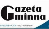 """""""Gazeta Gminna"""" w Haczowie. Nowy tytuł lokalnej prasy"""
