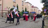 Inauguracja roku akademickiego w PWSZ Sanok
