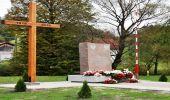 Orzechówka - poświęcenie i odsłonięcie Krzyża i Pomnika. Upamiętnienie 100-lecia odzyskania niepodległości