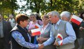 Posłanka Beata Szydło na spotkaniu z mieszkańcami Gminy Jasienica Rosielna