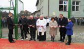 Szkoła Podstawowa nr 1 i Gimnazjum w Domaradzu mają wielofunkcyjne boisko sportowe