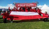 OSP Jabłonica Polska  na Międzynarodowych Zawodach Sportowo-Pożarniczych CTIF w austriackim Villach
