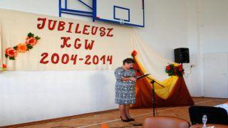 10 lat Koła Gospodyń Wiejskich w Siedliskach