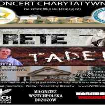 Koncert na rzecz wioski dziecięcej