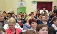 """""""Szczęście jest kobietą"""" czyli - II Forum Kobiet Aktywnych Powiatu Brzozowskiego."""