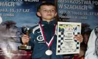 Pawełek Sowiński, 6-latek z Przedszkola w Humniskach - brązowym medalistą Indywidualnych Mistrzostw Polski w Szachach
