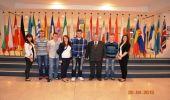 Uczniowie Zespołu Szkół Zawodowych z Dynowa zaproszeni do Parlamentu Europejskiego w Brukseli