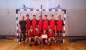 Siatkarze z ZS Nr 1 w Humniskach VIII drużyną Podkarpacia