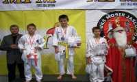 Srebro dla brzozowskiego Ju-jitsu na Międzynarodowym Mikołajkowym Turnieju Judo w Jaśle