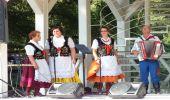 Przegląd kapel ludowych oraz festyn w Jasienicy Rosielnej