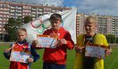 Złoty medal dla Szymona Szmyda ze Szkoły Podstawowej Nr 1 w Brzozowie