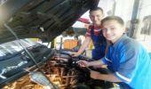 Staże wakacyjne uczniów ZSZ w Dynowie – szansą na lepsze zatrudnienie