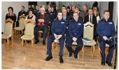Odprawa roczna w brzozowskiej Policji
