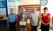 Młodzi szachiści z gminy Brzozów na podium (i tuż za nim) Wojewódzkich Igrzysk Młodzieży Szkol-nej