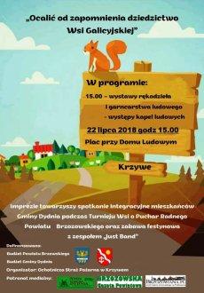 Turniej wsi. Krzywe 2018