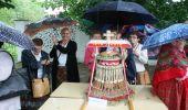 Grupy wieńcowe z Gminy Domaradz na Dożynkach Wojewódzkich w Mielcu