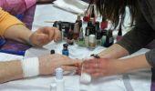 """""""Piękna w chorobie"""". Kolejna akcja Sanitas w Podkarpackim Ośrodku Onkologicznym w Brzozowie"""
