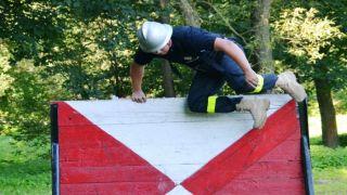 Gminne zawody sportowo-pożarnicze. Jasienica Rosielna 2018