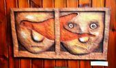 XXIII wystawa malarstwa i rzeźby twórców i artystów Gminy Jasienica Rosielna