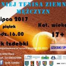 Tenis ziemny - Izdebki