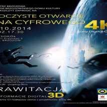 Cyfrowe kino w Brzozowie
