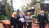 Marszałek Kuchciński odwiedził Adampol w Turcji