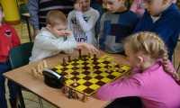 Powiatowy turniej szachowy w Brzozowie