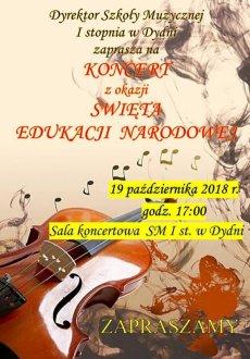 Koncert z okazji Święta  Edukacji