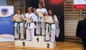 Brąz Weroniki Bartman na Pucharze Podkarpacia w Karate Kyokushin