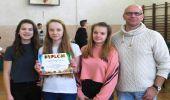 Zawodnicy ze Szkoły Podstawowej w Turzym Polu w Finale Wojewódzkim tenisa stołowego