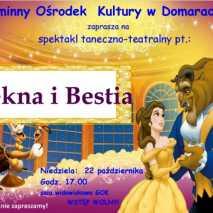 """""""Piękna i bestia"""" w GOK Domaradz"""