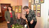 Wystawa prac Anny Warchał z Dynowa w MDK w Sanoku.Sentymentalny powrót...
