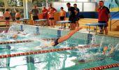Powiatowe Igrzyskach Młodzieży Szkolnej (uczniów klas siódmych i gimnazjalistów) w pływaniu