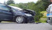 Humniska. W wyniku czołowego zderzenia dwu aut zginęła kobieta.