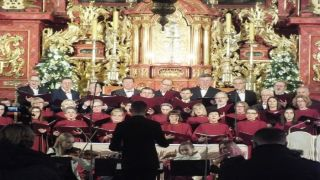 Koncert kolęd chóru parafialnego w Brzozowie