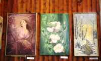 26 doroczna Wystawa Malarstwa i Rzeźby artystów gminy Jasienica Rosielna