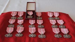 Nozdrzec. Medale za Długoletnie Pożycie Małżeńskie