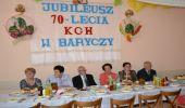 70-lecie Koła Gospodyń Wiejskich w Baryczy