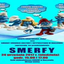 Smerfy...
