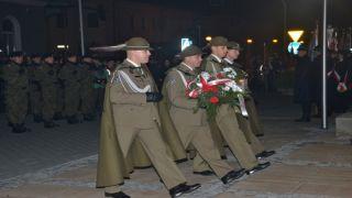 Powiatowo-Gminne obchody Święta Niepodległości w Brzozowie