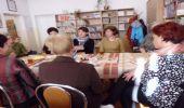 Dyskusyjny Klub Książki w bibliotece w Haczowie