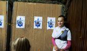 3 medale łuczniczek z Humnisk