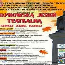 X Dynowska Jesień Teatralna