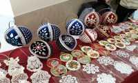 Stowarzyszenie Ludzi Twórczych na Kiermaszu Świątecznym w Krośnie